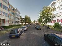 112 melding Ambulance naar Talmalaan in Schiedam