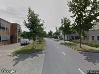 Ambulance naar Parklaan in Oisterwijk