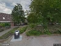 112 melding Ambulance naar Kraaienhorst in Alphen aan den Rijn
