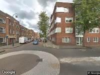 112 melding Besteld ambulance vervoer naar Slachthuisstraat in Haarlem