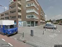 Ambulance naar Oude Wal in Hoogvliet Rotterdam