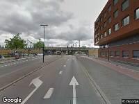 112 melding Brandweer naar Wilgenbos in Dordrecht vanwege een buitenbrand