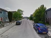 112 melding Brandweer en politie naar Chopinstraat in Zevenaar