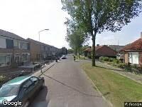 112 melding Besteld ambulance vervoer naar Iepenlaan in Opheusden