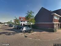 112 melding Besteld ambulance vervoer naar Galastraat in Amsterdam