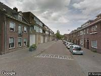 112 melding Ambulance naar Prunusstraat in Tilburg