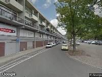 112 melding Politie naar Langenbachstraat in Arnhem vanwege aanrijding met letsel