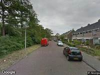 112 melding Ambulance naar Juliana van Stolberglaan in Rozenburg