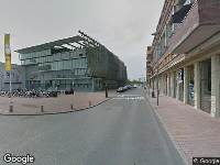 Ambulance naar Cor Kieboomplein in Rotterdam