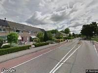 Politie naar Van Oldenbarneveldtlaan in Zevenaar vanwege ongeval met letsel