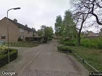 Ambulance naar Lievensweg in Groesbeek