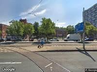 112 melding Politie naar Surinameplein in Amsterdam vanwege ongeval met letsel