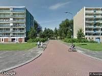 Ambulance naar Prins Johan Willem Frisolaan in Leidschendam