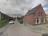 Ambulance naar Molenstraat in Oosterhout