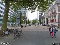 Brandweer naar Korte Hoogstraat in Rotterdam