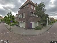 Ambulance naar Ploegstraat in Amsterdam