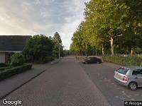Ambulance naar Burgemeester Zwaansweg in Vlijmen