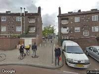 112 melding Ambulance naar Haspelsstraat in Amsterdam