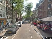 Ambulance naar Stromarkt in Amsterdam