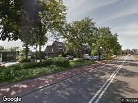 Ambulance naar Ringdijk in Zwijndrecht