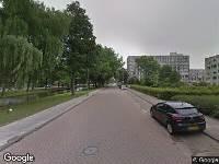 Ambulance naar Wilgenlei in Rotterdam