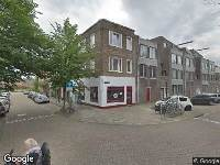 Ambulance naar Transvaalstraat in Amsterdam
