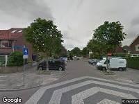 Ambulance naar Jan van Nassaustraat in Zwijndrecht