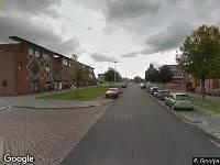 112 melding Ambulance naar Karvelsedijk in Hoogvliet Rotterdam