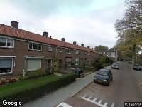 112 melding Ambulance naar Lepelbladstraat in Arnhem