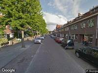 112 melding Ambulance naar Abel Tasmanstraat in Tilburg
