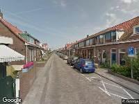 112 melding Ambulance naar Murraystraat in Pernis Rotterdam