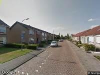 112 melding Ambulance naar Marijkestraat in Ooltgensplaat