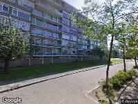 Ambulance naar Wilgenhoek in Capelle aan den IJssel