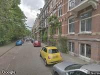 Besteld ambulance vervoer naar Grensstraat in Amsterdam