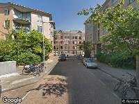 Ambulance naar Van Reigersbergenstraat in Amsterdam