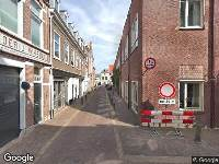 112 melding Ambulance naar Ridderstraat in Haarlem