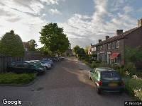 Ambulance naar Boskoopstraat in Schijndel