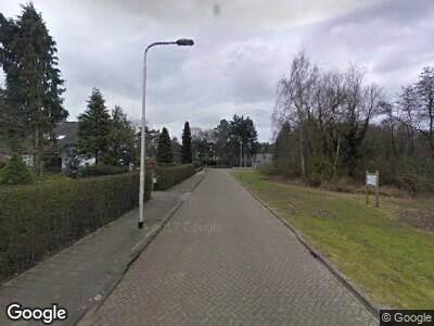 Brandweer naar Top Naeffdreef in Tilburg