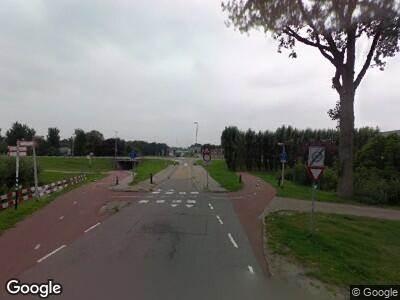 Ambulance naar Voordijk in Barendrecht