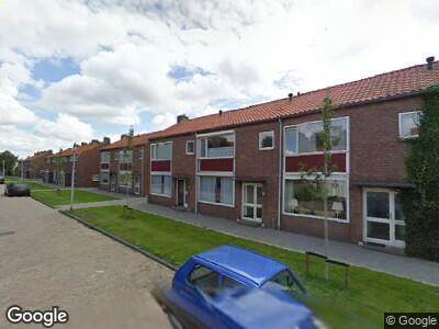 Ambulance naar Middellandweg in Oostvoorne