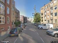 112 melding Ambulance naar Compagniestraat in Amsterdam