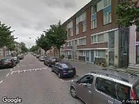 Ambulance naar Schonebergerweg in Rotterdam