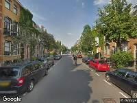 Ambulance naar Hogeweg in Amsterdam