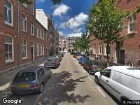 112 melding Ambulance naar Henrick de Keijserstraat in Amsterdam
