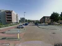 112 melding Ambulance naar Lokkertsemolenweg in Hoogvliet Rotterdam