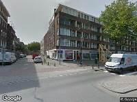 Ambulance naar Taandersstraat in Rotterdam