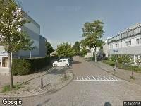 112 melding Ambulance naar Annie van Hattemstraat in Leiden