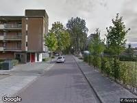 Ambulance naar Hortensiastraat in Arnhem