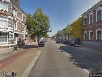 112 melding Ambulance naar Wilhelminastraat in Haarlem