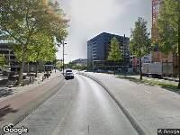 112 melding Ambulance naar Mathildelaan in Eindhoven